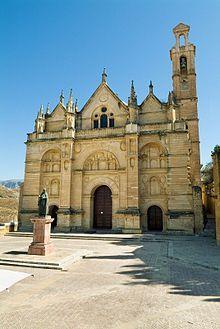 Real Colegiata de Santa María la Mayor, Antequera. Málaga