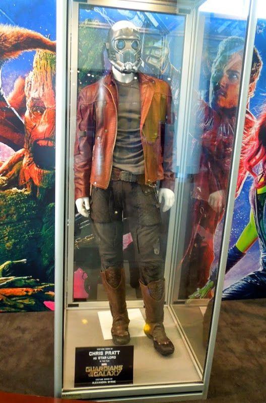 Original Chris Pratt Guardians of the Galaxy Star-Lord ...