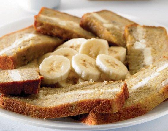 Torta de plátano