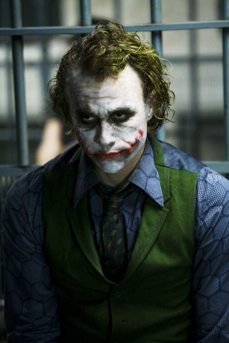 I'm going to blow up this police station | The Joker ...