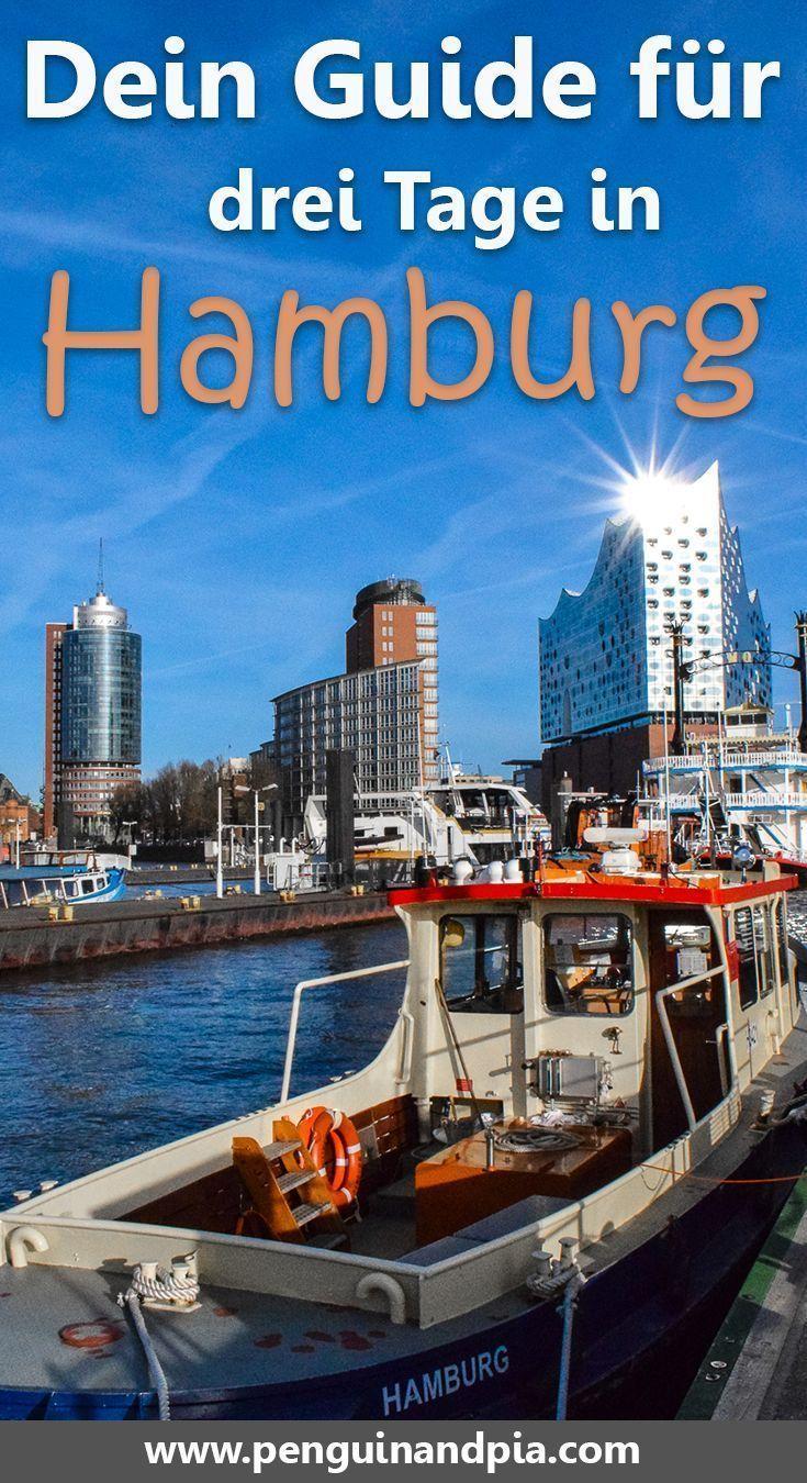 Hamburg: Sehenswürdigkeiten und Aktivitäten