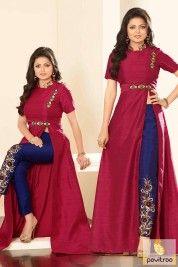 Colors Serial Madhubala Actress Drashi Dhami in Designer Suits #salwarsuit, #designersalwarsuit more: http://www.pavitraa.in/wholesale-catalog/madhubala-drashti-dhami-latest-designer-salwar-kameez-dresses/