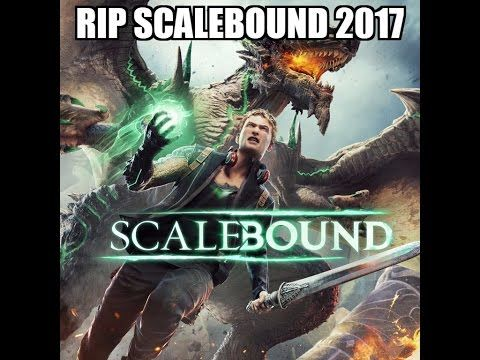 SCALEBOUND CANCELLED?! WHAT THE CUCK MICROSOFT