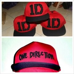 """Snapback """"One Direction"""" 