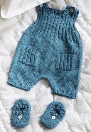 traje de lana para bebe