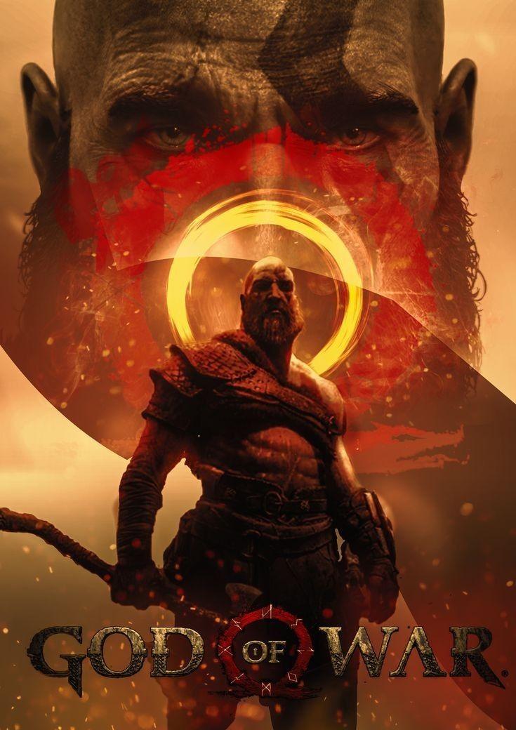 Pin De Andres Escobar Em Videogames God Of War Tatuagem Da Mitologia Grega Kratos Desenho