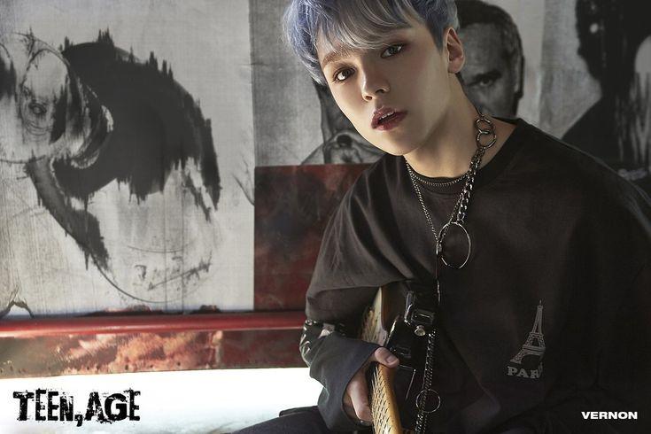 Vernon | Choi Hansol