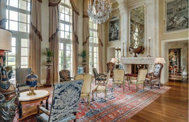 Inside Johnny Depp S New 17 5 Million Home In Nashville