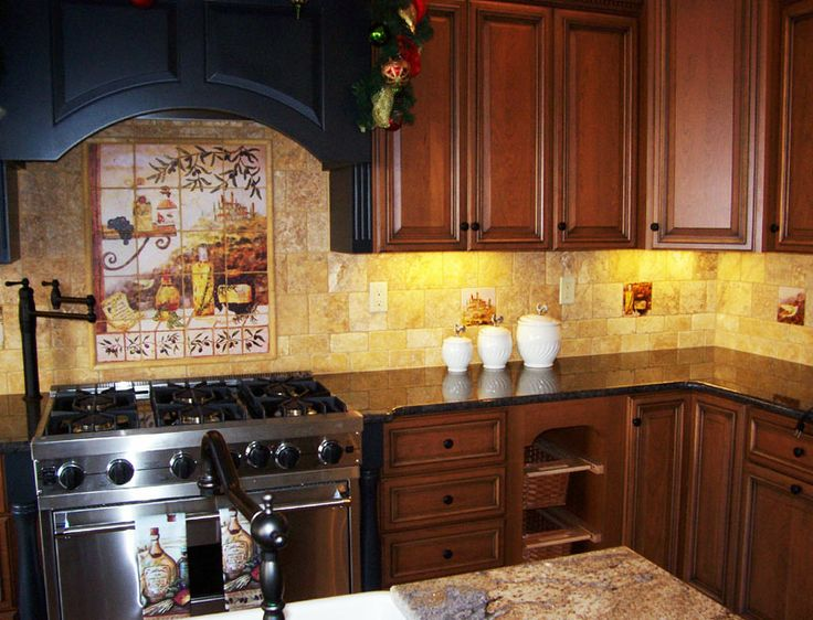 tuscan kitchen design on a bud decorating