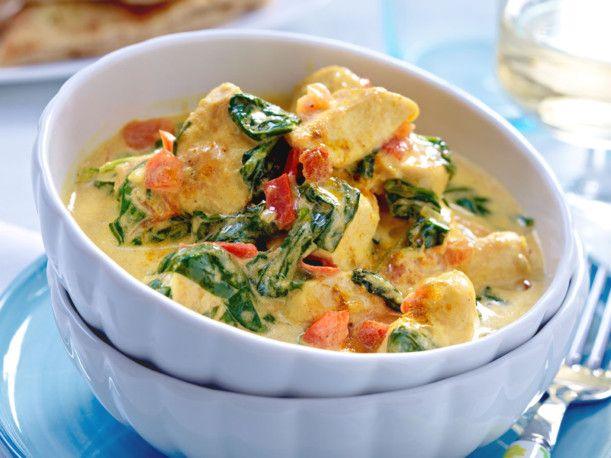Unser beliebtes Rezept für Hähnchen-Curry und mehr als 55.000 weitere kostenlose Rezepte auf LECKER.de.