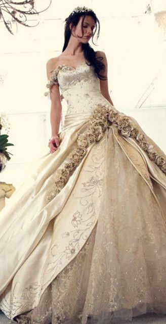 This is so beautiful!  wedding dress wedding dresses #wedding #weddingdress