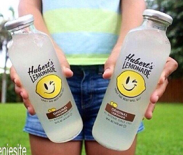 Hubert's lemonade