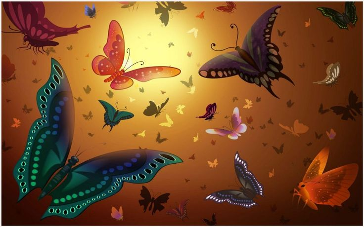 Butterfly Background Wallpaper | butterfly background pics, butterfly background wallpaper, butterfly desktop background