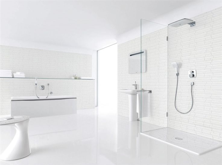 163 besten Bad Bilder auf Pinterest Badezimmer, Halbes - deko ideen badezimmer wandakzente