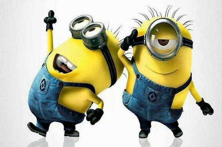 Woohoo  Minion love  Minions despicable me