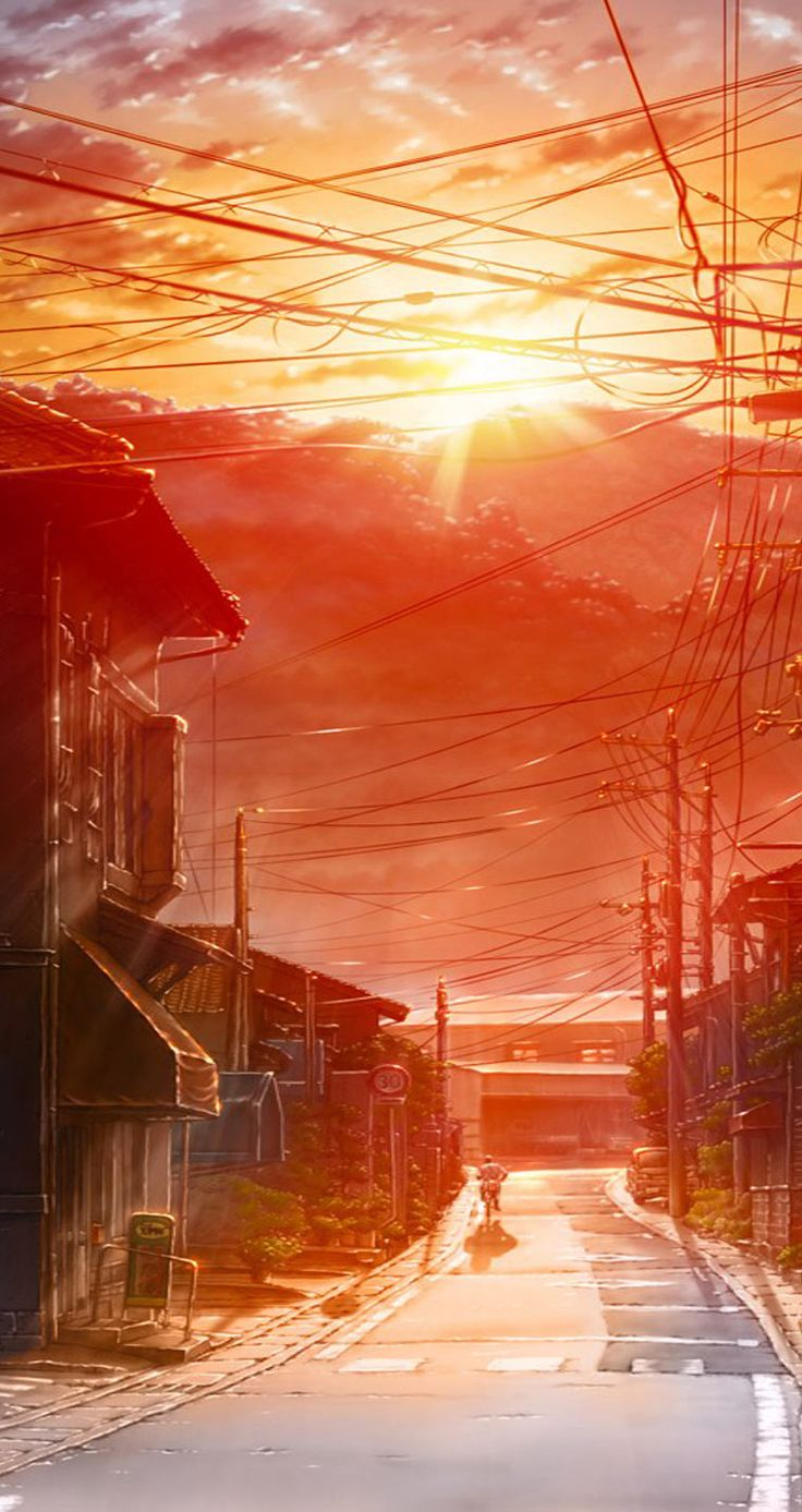 Anime HD Widescreen Wallpapers | Anime City Scenery wallpaper  http://www.fabuloussavers.com/Anime_City_Scenery_Wallpapers_freecomputerdesktopwallpaper.shtml