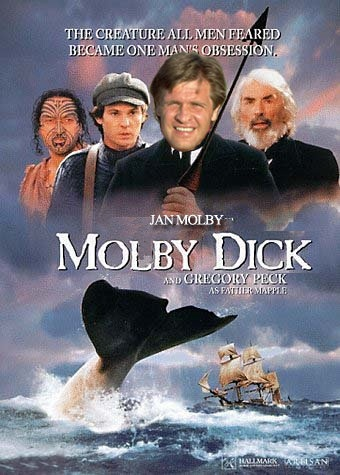 Molby Dick, starring Jan Molby