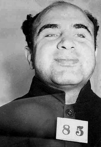 Alcatraz Prison Al Capone #85