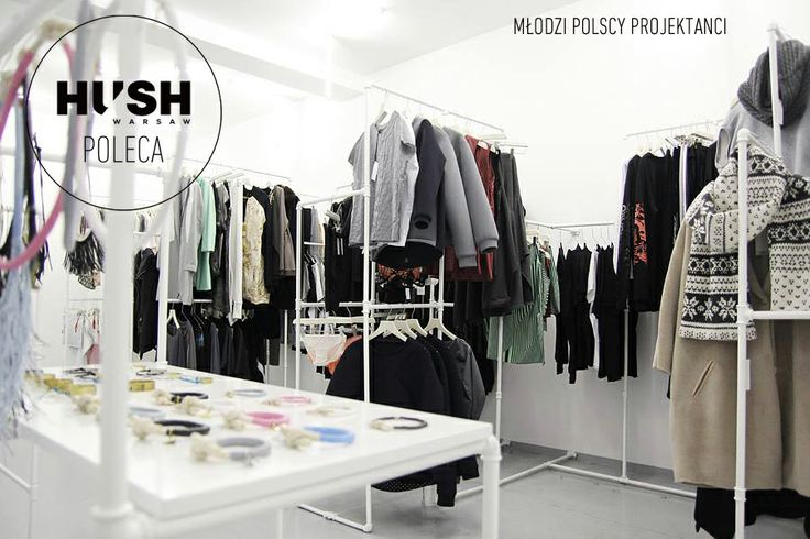 MPP- MLODZI POLSCY PROJEKTANCI- multibrand fashion boutique in Warsaw recommended by HUSH Warsaw.
