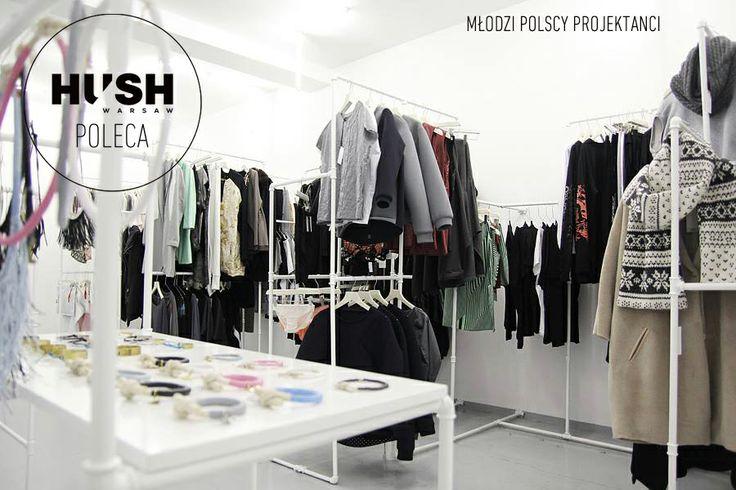 MPP- MLODZI POLSCY PROJEKTANCI- multibrand fashion boutique in Warsaw recommended by HUSH Warsaw.