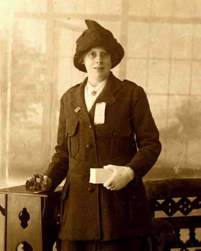 Rose McGuiness 1916