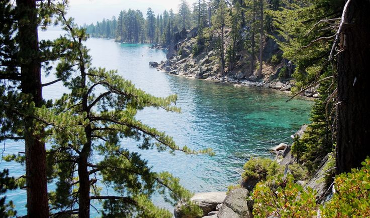 Information on some good Lake Tahoe hikes. Includes a nice hike packing list