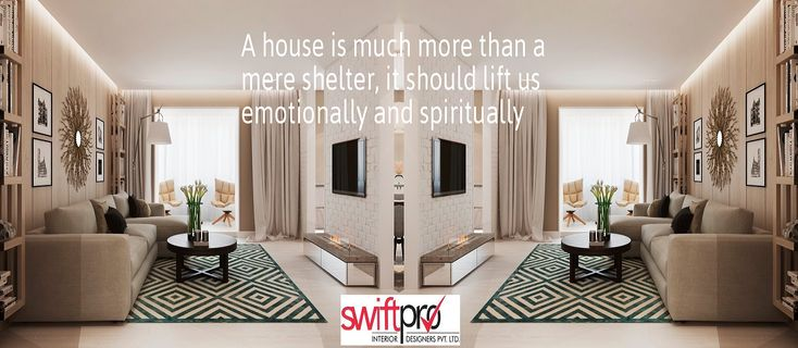 A house is much more than a mere shelter, it should lift us emotionally and spiritually #interiordesign #architects  call us : 011 46021546