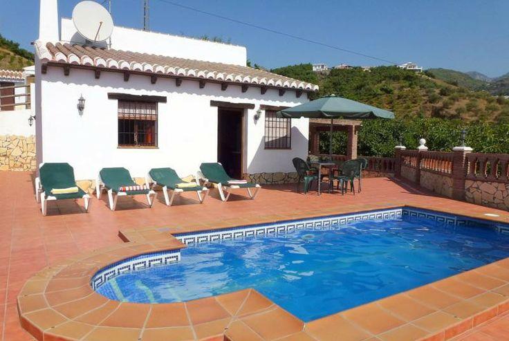 Villa Los Algarrobos, Frigiliana, Costa del Sol