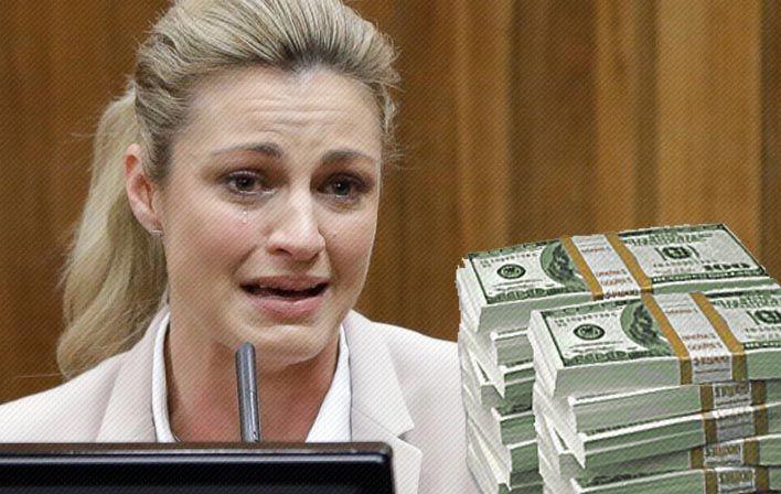 Erin Andrews $55M Settlement Aint Making Her Rich