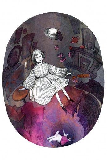 Down the rabbit hole « Avant card # 17002