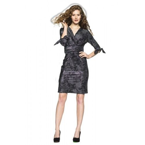 Pattern dress (pdf pattern) | Ladies | Knipmode | Knipmode