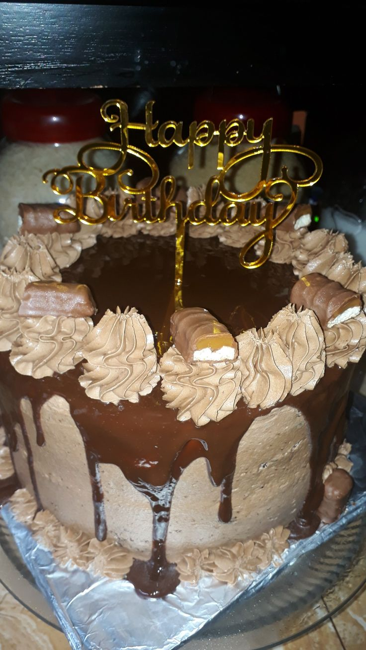 Pin by Lisa Voisin on Cakes in 2020 Cake, Birthday cake