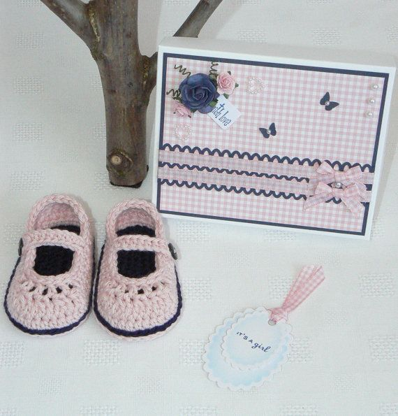 Baby Girl Mary Jane Shoes  Baby Shoes  by LittleMoppetsDesigns