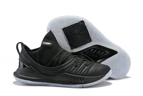"""66a59d1a4e02 Under Armour Curry 5 """"Pi Day"""" Black Basketball Shoes 3020657 in 2018 ..."""