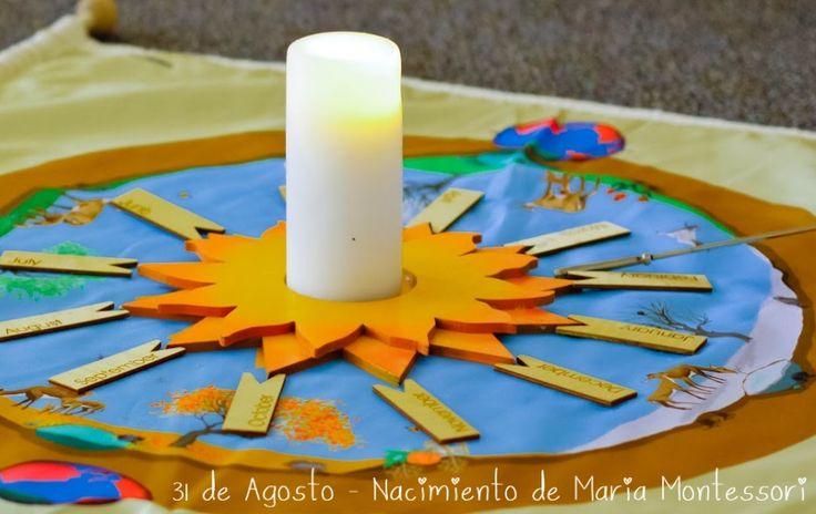 Fiesta de cumpleaños Montessori