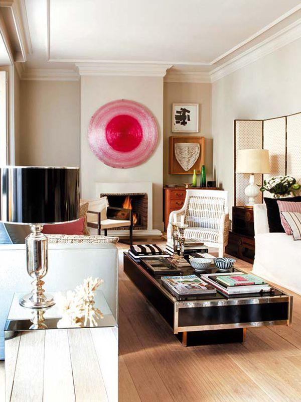21 Exquisite Iberian Interiors 291 best Eclectic