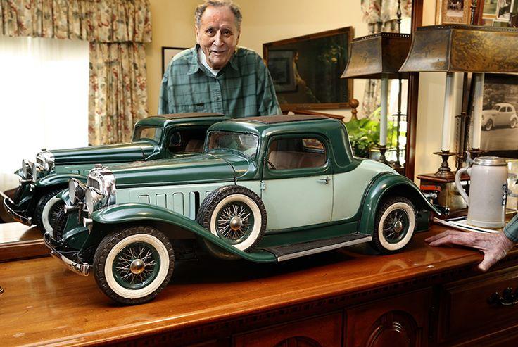 miniature wood auto models - Google Search