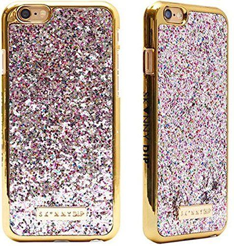 SKINNYDIP ( スキニーディップ ) ロンドン デザイン キラキラ 美的 iphone6ケース IPHONE 6 PARIS CASE ゴールド パリス アイフォン ケース モバイル カバー apple6 iphone6 保護シート ゲット 海外 ブランド