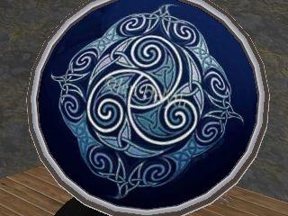 Celtic Warrior/ Viking Shield
