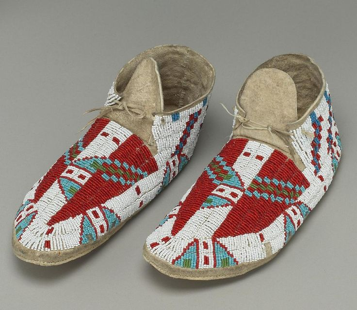 Moccasins Sioux red Sioux XR68pm6QM