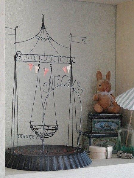 Fil de fer wire circus cirque