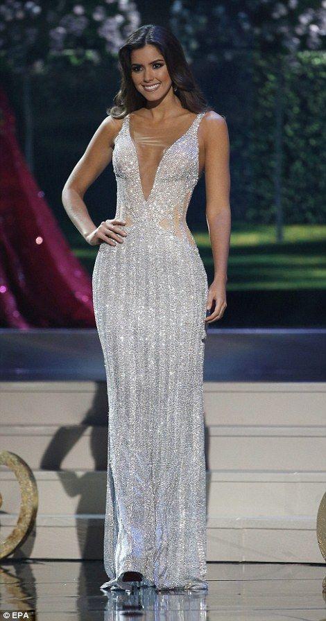 Rosamaria G Frangini | Haute Couture | Paulina Vega
