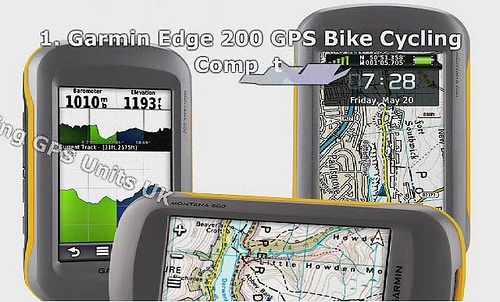 Top 10 best Cycling GPS Units UK