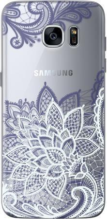 """Deppa для Samsung Galaxy S7 Edge Boho-Винтаж прозрачный  — 899 руб. —  Тип: задняя панель. Максимальный размер экрана: 5.5 """". Цвет: прозрачный с рисунком. Совместимость: samsung galaxy s7 edge. Размеры: 1 мм"""