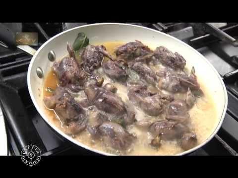 Risotto con i tordi cucinato dalla Chef Franca, Trattoria Il Caricatore a Gussago (Brescia) #sintonianaturale #selvaggina
