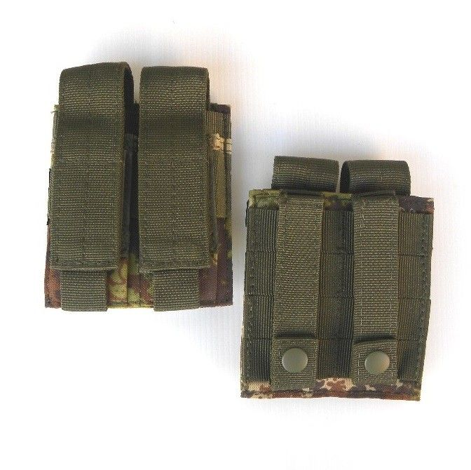 Condor MA23 double pistol mag vegetato
