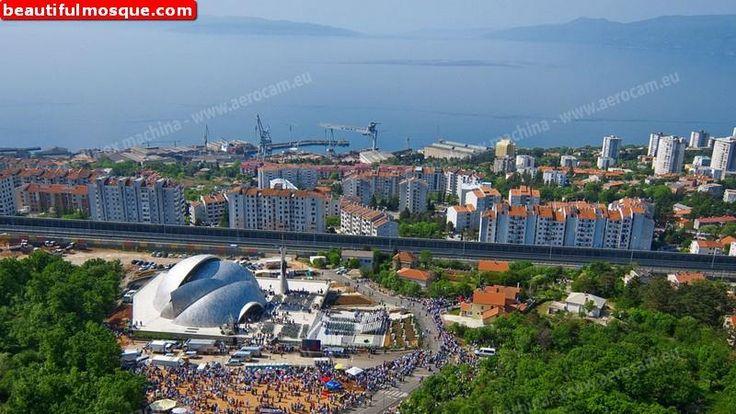 Islamic-centre-in-Rijeka-Croatia
