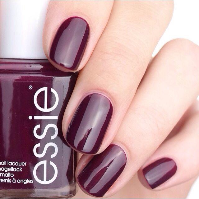 Essie purple