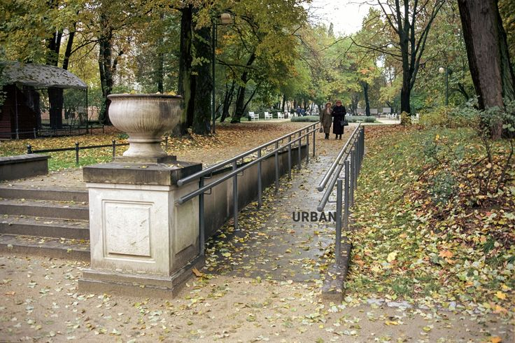 Autumn in Lublin Central Park I