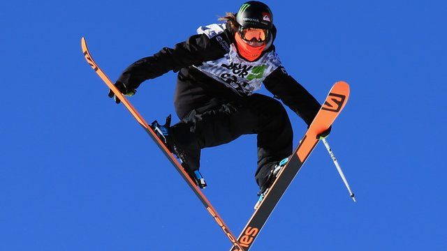 Watch BBC Sport's guide to freestyle skiing slopestyle ahead of the Sochi 2014 Winter Olympics. -  guides explained